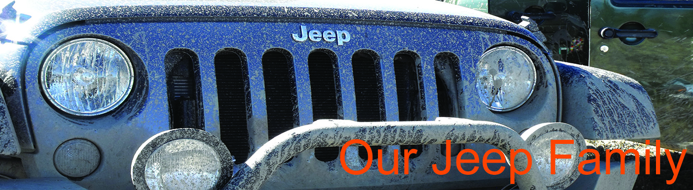 Our jeep family